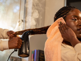 5 Tips for Steaming Protective Styles