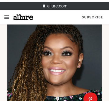 Yvette Nicole Brown| Allure
