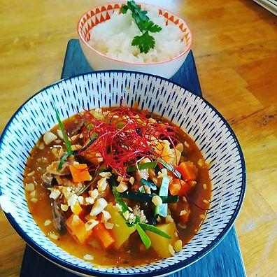 📣Nueva carta de currys tailandeses!!📣