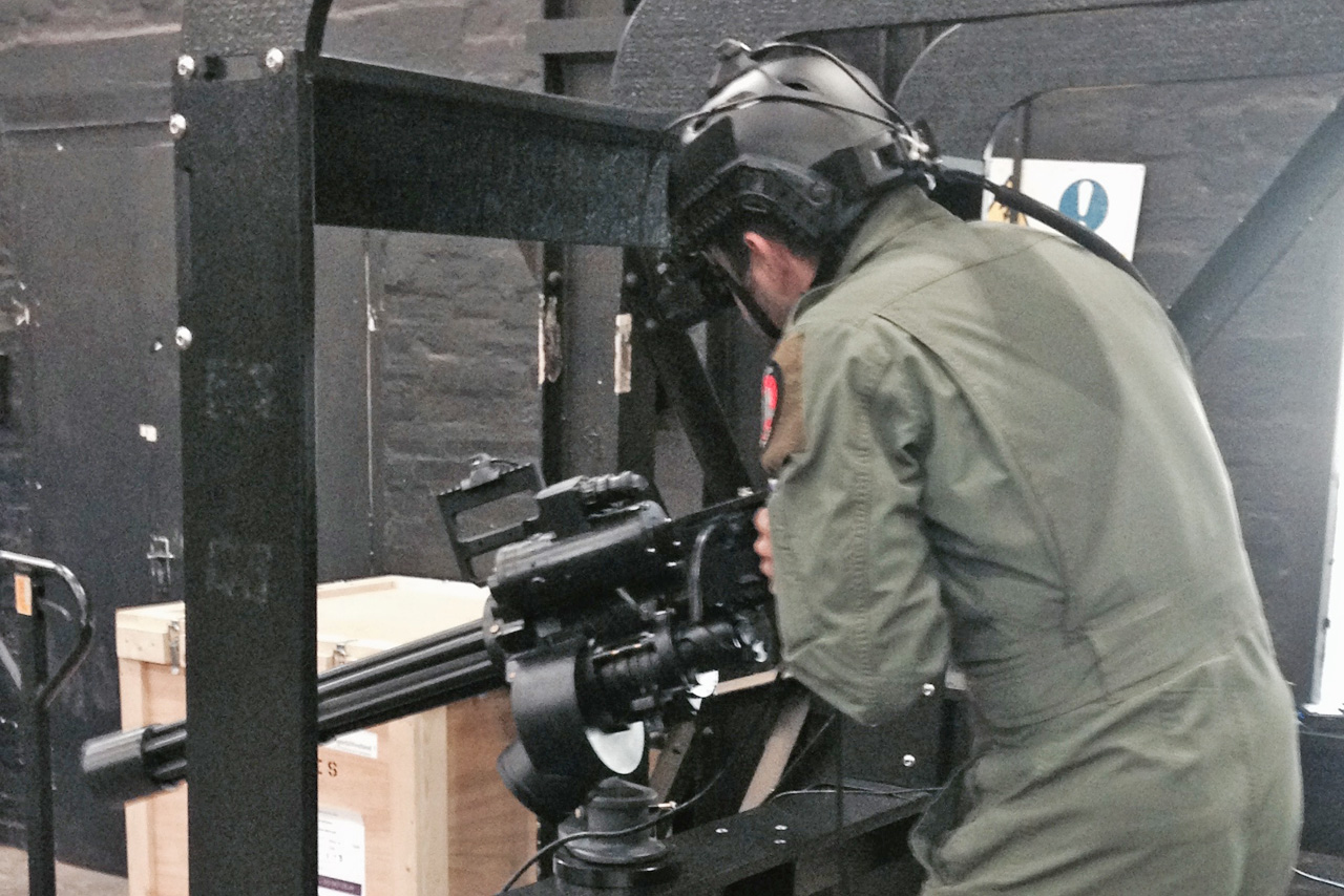 Gunnery trials with the M13gunnery_4