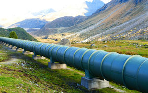 Pipeline inspection from Amber Tiger