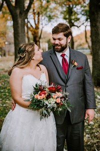 St. Louis Fall Wedding