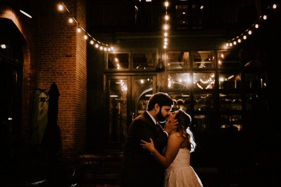 Schlafly Taproom Wedding