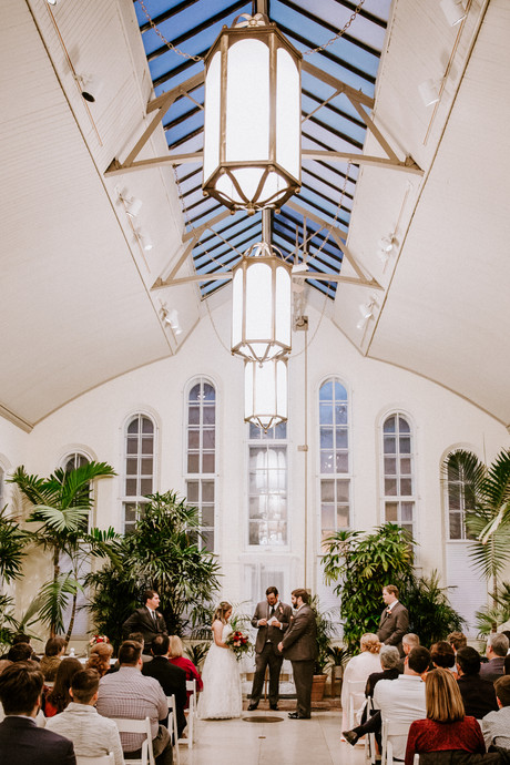 Piper Palm House Wedding