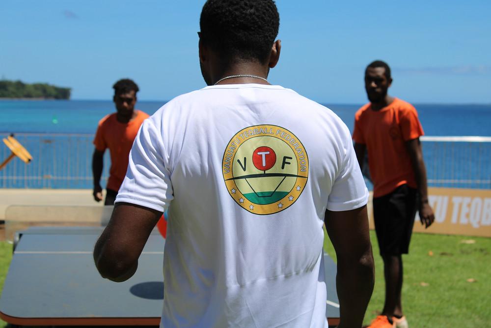 Vanuatu Teqball Federation - @VASANOC