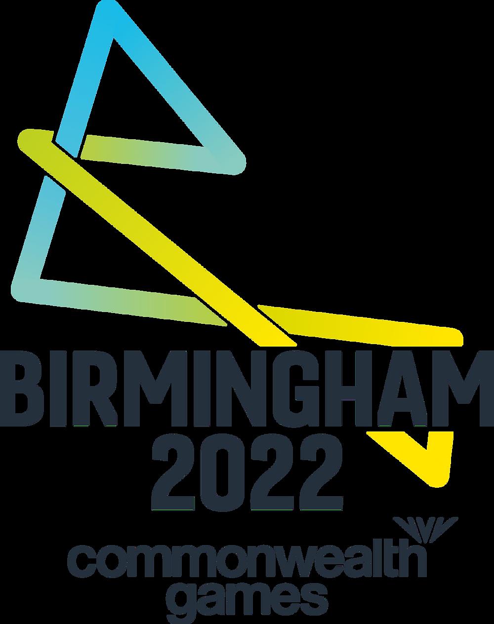 Official Birmingham 2022 Commonwealth Games logo