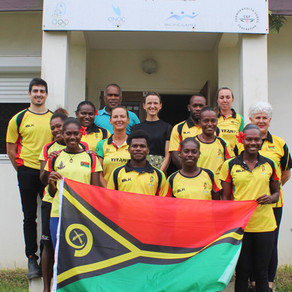 PacificAus Sports Partnership  launch today