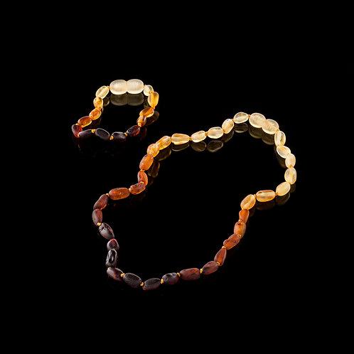 Necklace #BN070 ; Bracelet #BB070