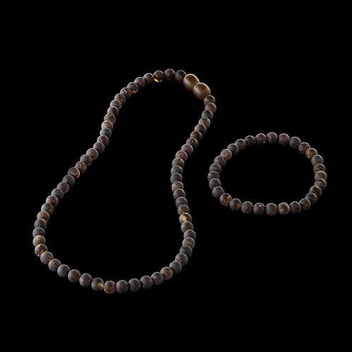 Necklace #BAN002 ; Bracelet #BAB002