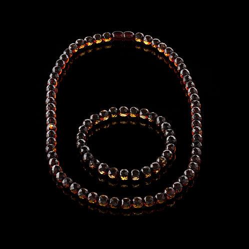 Necklace #BAN020 ; Bracelet #BAB020