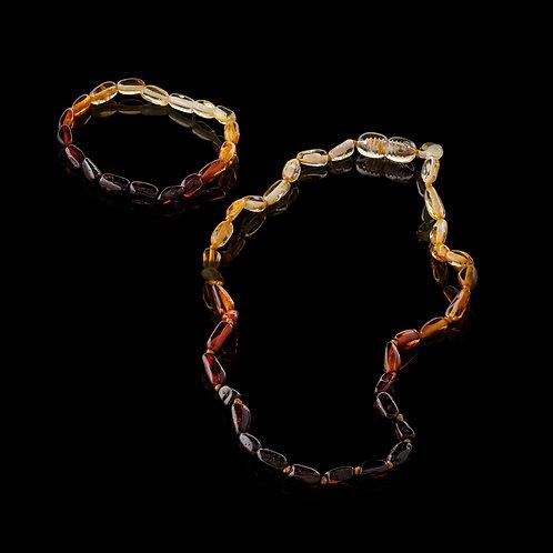 Necklace #BN009 ; Bracelet #BB009