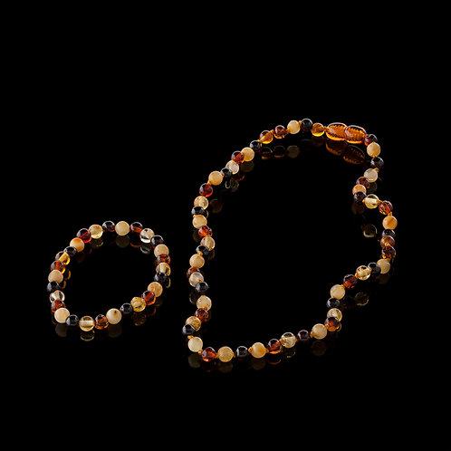 Necklace #BN003 ; Bracelet #BB003