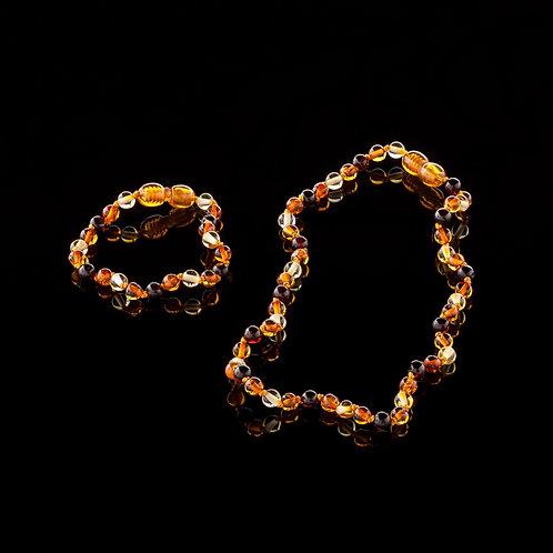 Necklace #BN080 ; Bracelet #BB080