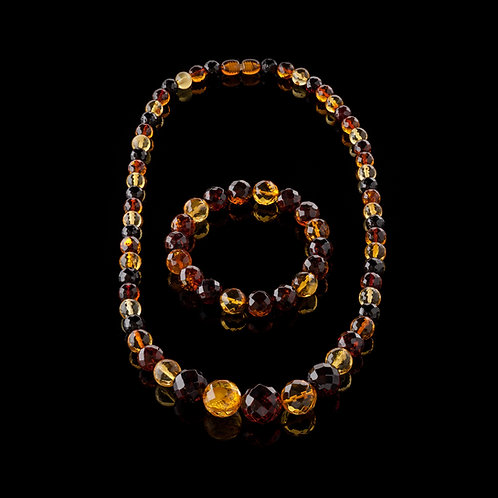 Necklace #BAN022 ; Bracelet #BAB022