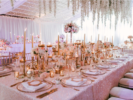 Michelle Olivia Events,  10 reasons to hire a wedding planner!