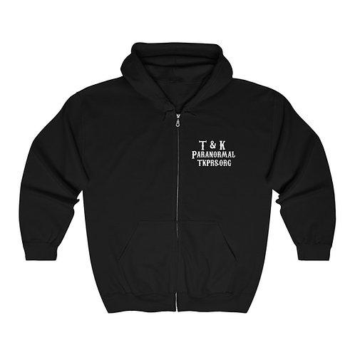 TKPRS Heavy Blend Full Zip Hooded Sweatshirt