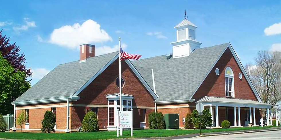 Osterville Village Library Talk