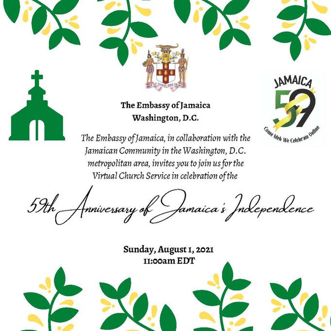 Jamaicans in the US Diaspora to Celebrate Jamaica 59