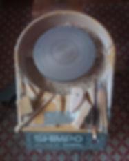 tour de poterie Shimpo