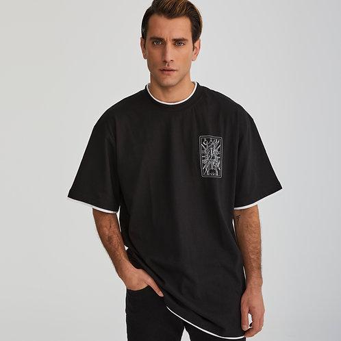 Camiseta Oversize Unisex