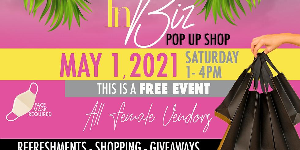 Women In Biz Pop Up Shop