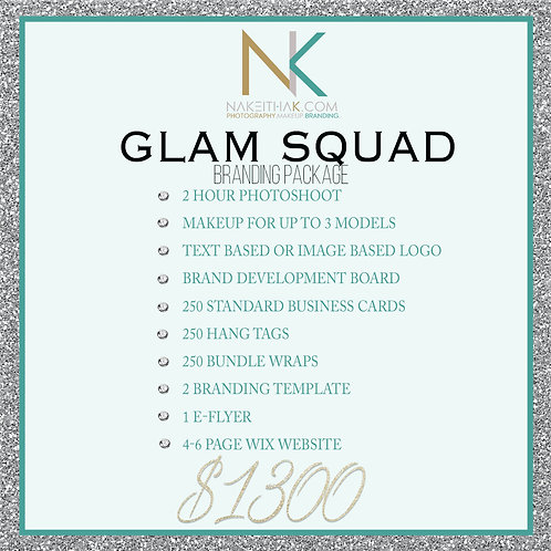 GLAM SQUAD PACKAGE