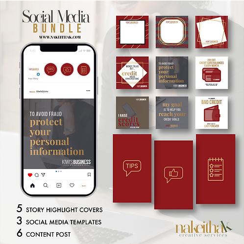 Social Media Design Bundle