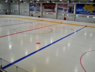 Бесплатный поход на хоккейный матч Юбилейный!