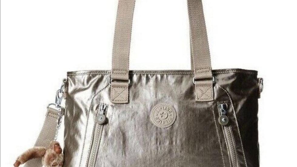 Kipling silver bag