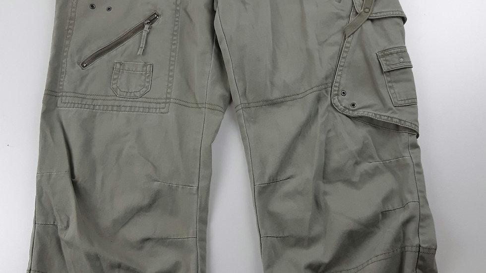 National velvet surplus pants