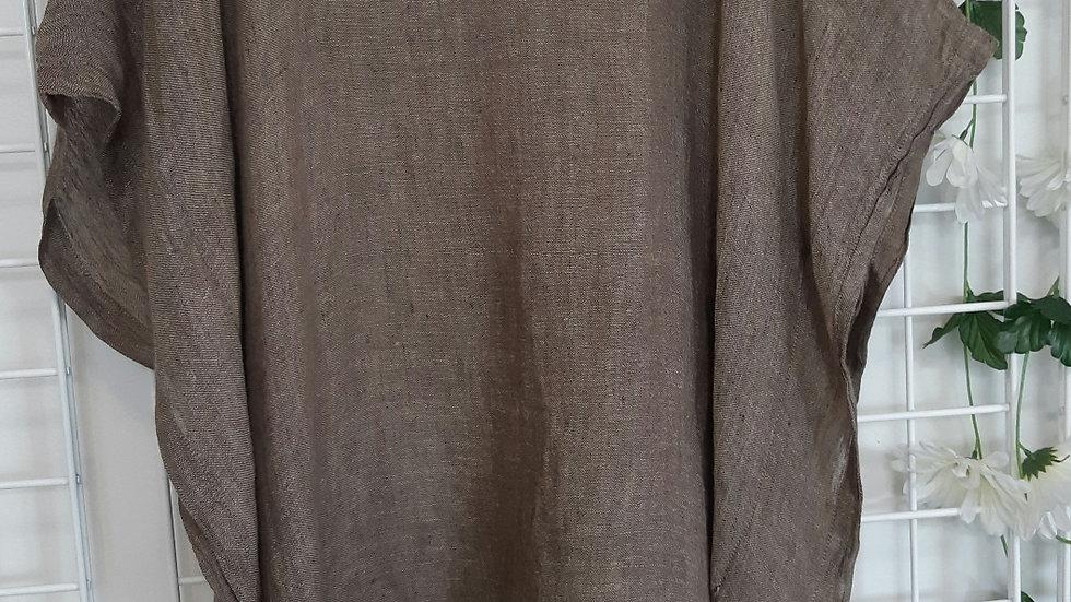 Match Point brown Linen size XL