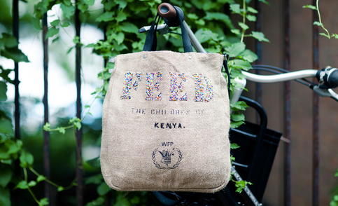 Fashion for Good: FEED the World with Lauren Bush Lauren