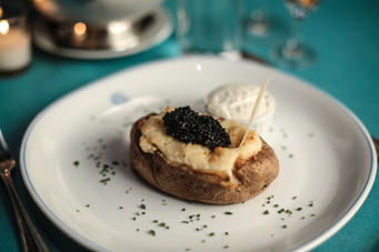 Caviar Kaspia: Parisian Cult Fave Graces New York City