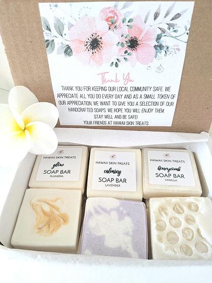Soap Appreciation Box - 12 bars