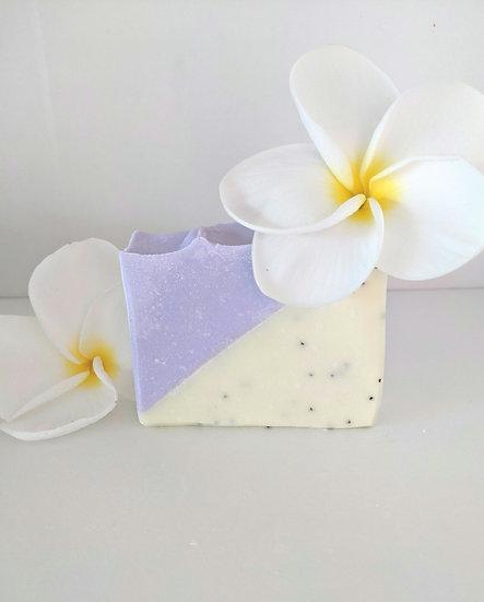 Exfoliating Soap Scrub - Lemon & Lavender