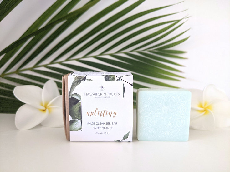 Uplifting Face Wash - Foaming Cleanser