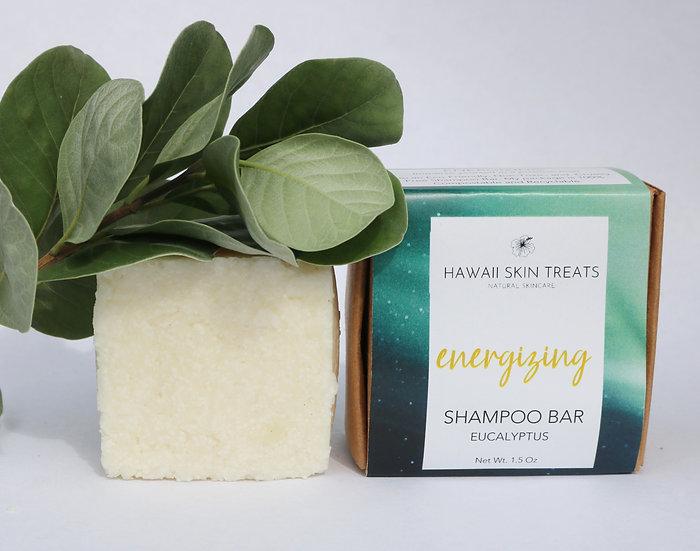 Energizing Shampoo Bar