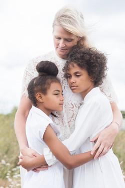 Familjefotografering Utomhus Uppsal