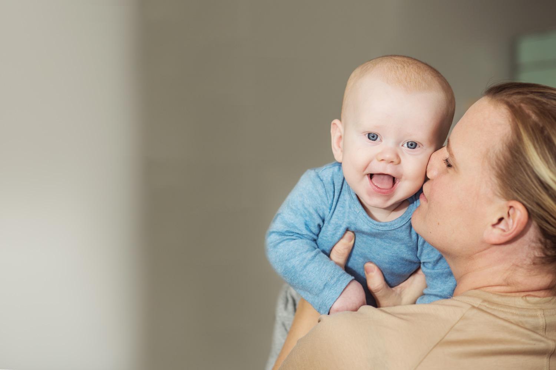 Babyfotografering Uppsala