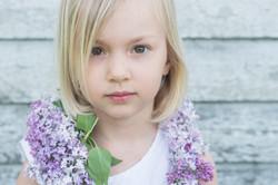 Porträttfotografering utomhus