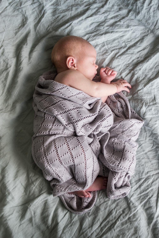 Babyfotografering hemma
