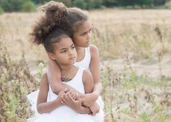 Barnfotografi utomhus