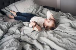 Barnfotografering hemma