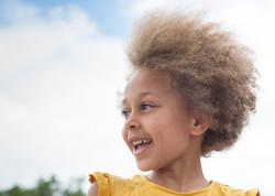 Porträttfotografi barn
