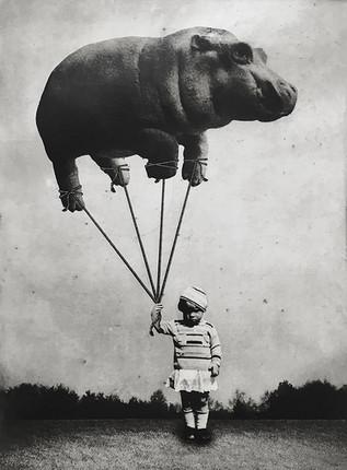 Modern ArtBuyer   Jaco Putker, The Girl and The Balloon