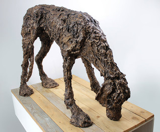 Rostra Gallery   Hannah Kenway Large Lurcher