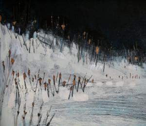 Rostra Gallery   Chloe Yandell, Between