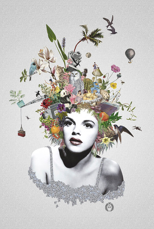 Modern ArtBuyer   Maria Rivans, Judy Garland