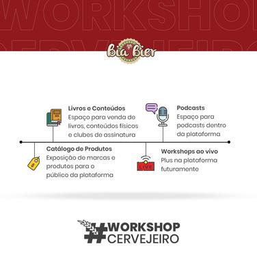 Workshop Cervejeiro
