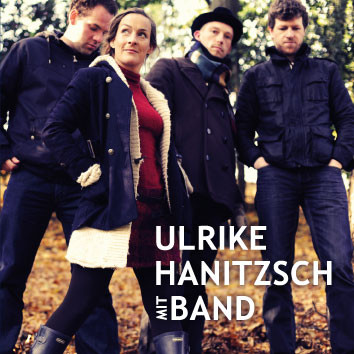 Ulrike Hanitzsch mit Band
